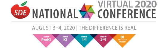 The Virtual SDE National Conference